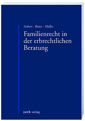 Buchveröffentlichung Familienrecht in der erblichen Beratung